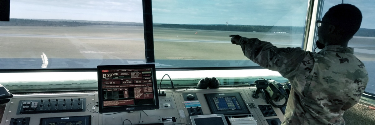 Picture about Frequentis Military Air Traffic Control
