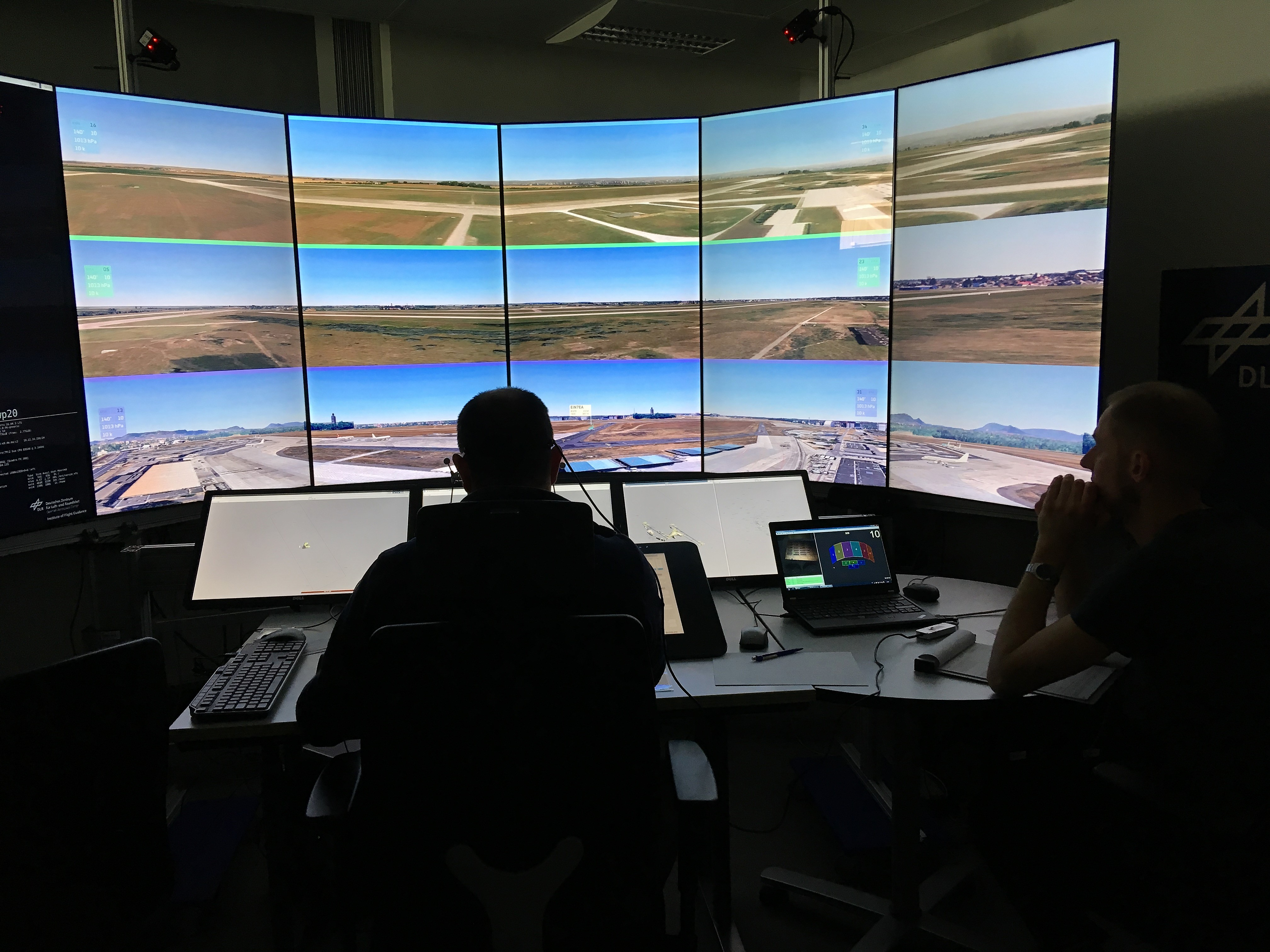 SESAR2020: Second successful Multiple Remote Tower