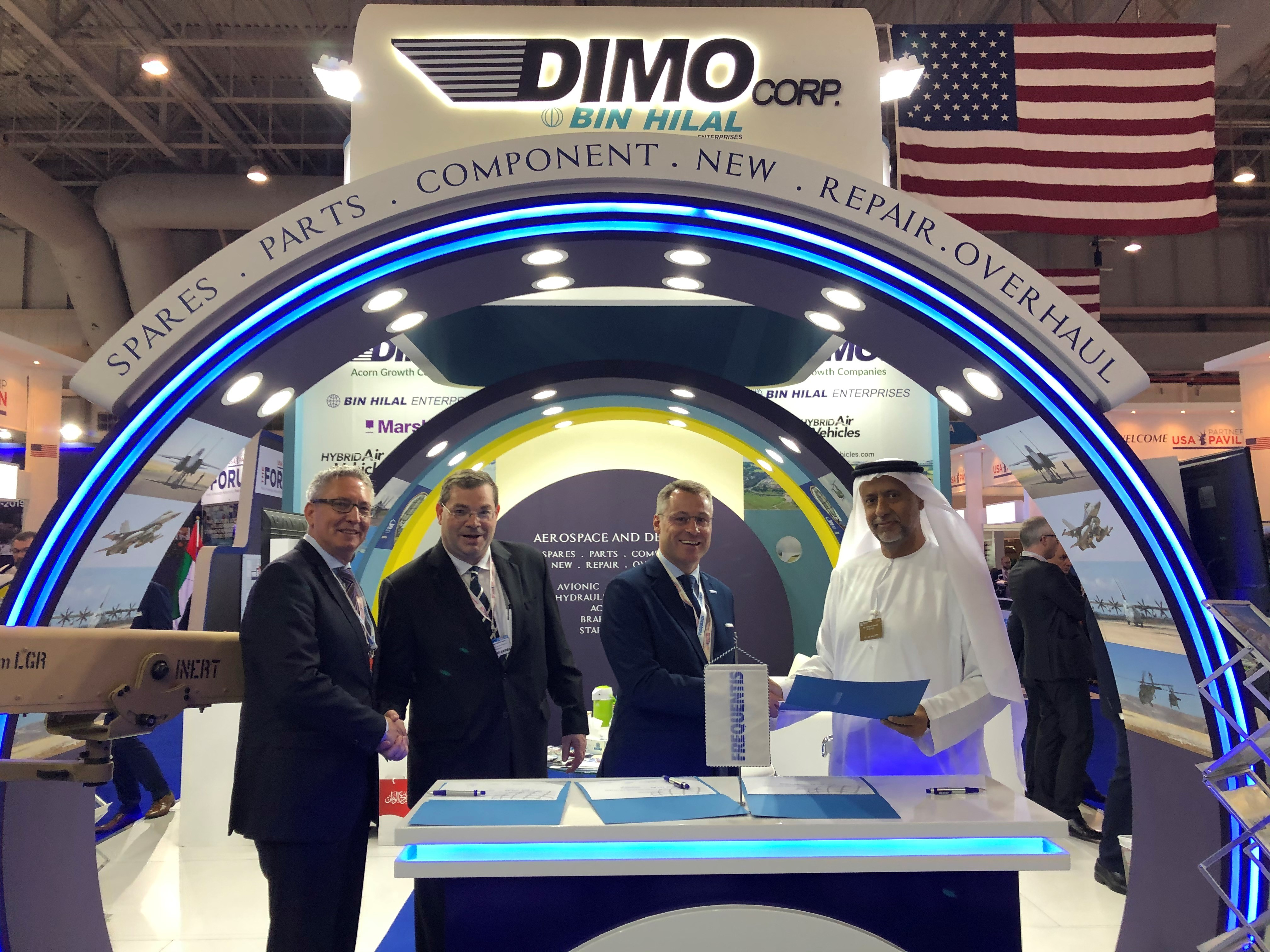 Frequentis and Bin Hilal Enterprises team for defence solutions