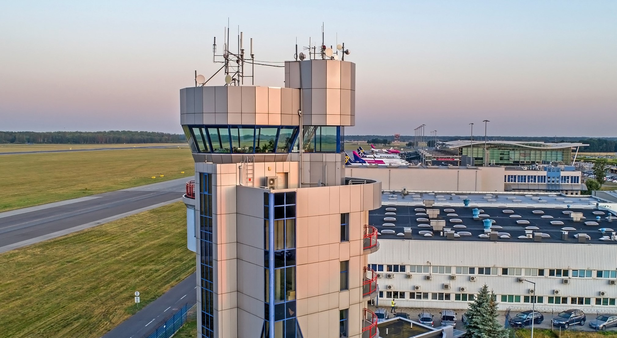 PANSA ATC Tower