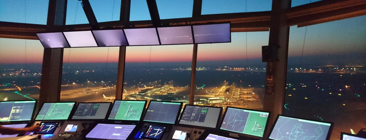 Electronic flight strips as part of its tower system modernisation program