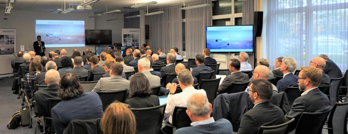 SESAR Virtual Centre Executive Day 2019