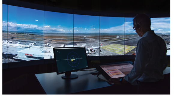 Air Force Tests Remote Air Traffic Control Towers